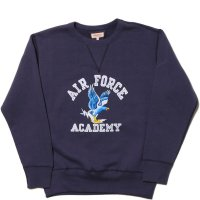 MILITARY SWEATSHIRT / AIR FORCE ACADEMY