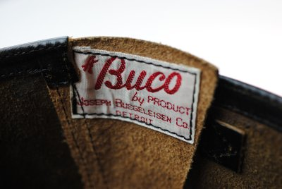 画像3: BUCO HORSEHIDE ENGINEER BOOTS / BUTTOCK