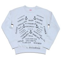 MILITARY SWEATSHIRT / SHIPMATES