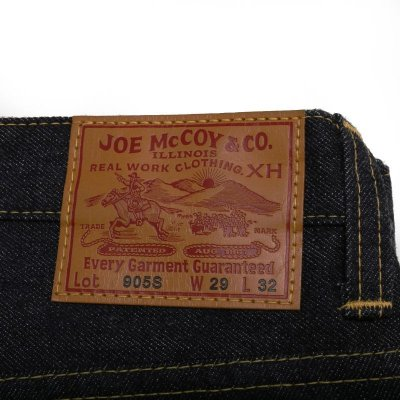 画像4: JOE McCOY LOT 905S