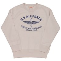 MILITARY SWEATSHIRT / U.S. AIR FORCE