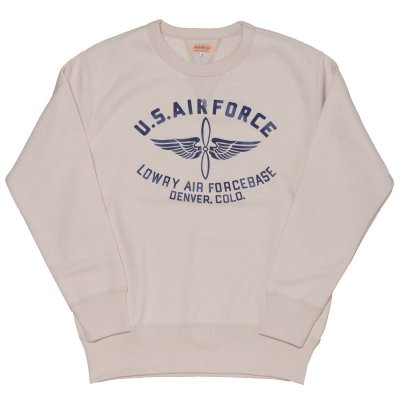画像1: MILITARY SWEATSHIRT / U.S. AIR FORCE