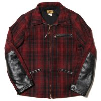 FIELD SPORTS JACKET / RED PLAID