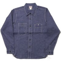 8HU TWIST CHAMBRAY SHIRT