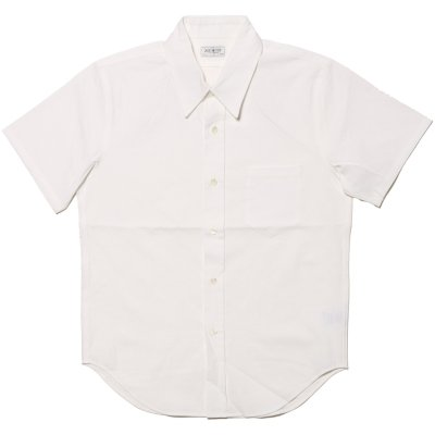 画像1: REGULAR COLLAR SHIRT S/S