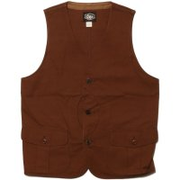 BROWN DUCK HUNTING VEST