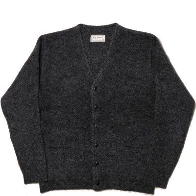 画像1: JOE McCOY MOHAIR CARDIGAN