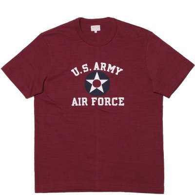 画像1: AMERICAN ATHLETIC TEE / U.S.A.A.F.