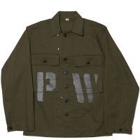 HBT FATIGUE JACKET / PW