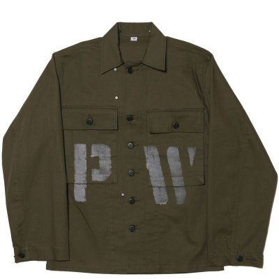 画像1: HBT FATIGUE JACKET / PW