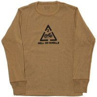 U.S.ARMY UNDERSHIRT/ HELL ON WHEELS