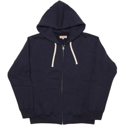 画像2: LOOP WHEEL FULL ZIP PARKA