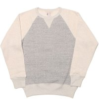TWO-TONE FREEDOM SLEEVE SWEATSHIRT