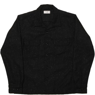 画像1: FRECK NEP OPEN COLLAR SHIRT