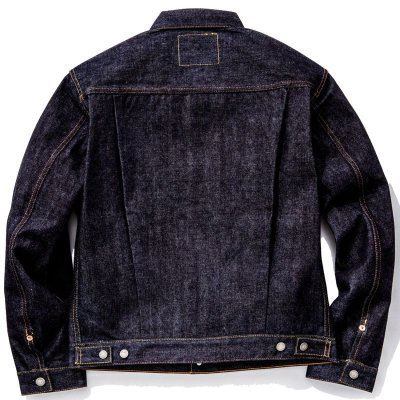 画像2: REAL McCOY'S DENIM JACKET Lot.001XXJ