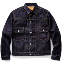 REAL McCOY'S DENIM JACKET Lot.001XXJ