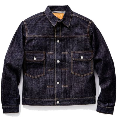 画像1: REAL McCOY'S DENIM JACKET Lot.001XXJ