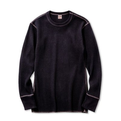 画像2: LONG SLEEVE THERMAL SHIRT