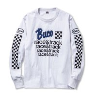 BUCO LONG SLEEVE TEE / RACE & TRACK