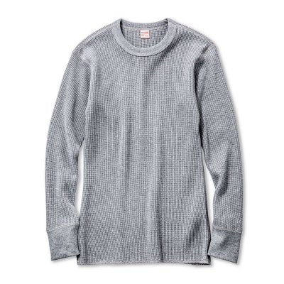 画像3: LONG SLEEVE THERMAL SHIRT