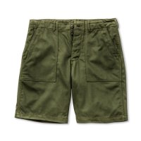 SATEEN UTILITY SHORTS