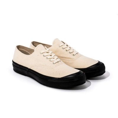 画像1: USN COTTON CANVAS DECK SHOES