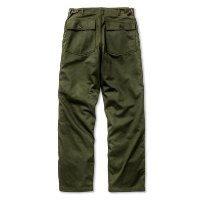 画像2: TROUSERS, MEN'S COTTON SATEEN