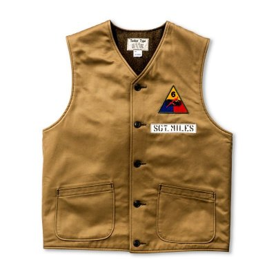 画像1: TANKER VEST / 6TH ARMED DIV.