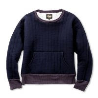 JM QUILTED SWEATSHIRT