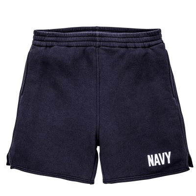 画像1: PHYSICAL FITNESS SWEATSHORTS / NAVY