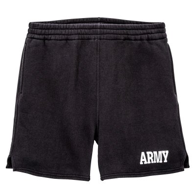 画像1: PHYSICAL FITNESS SWEATSHORTS / ARMY