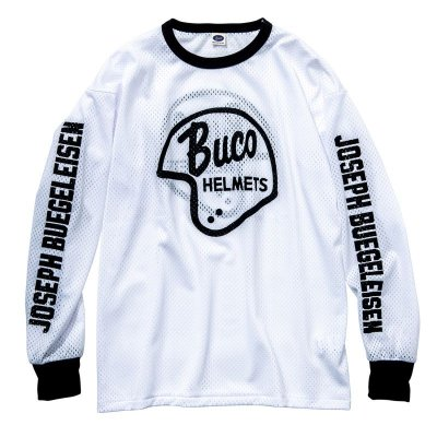 画像1: BUCO RACING MESH JERSEY / OFFICIAL BUCO