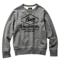 BUCO SWEATSHIRT / ENGINEER