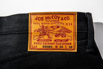 画像3: JOE McCOY Lot.966BK