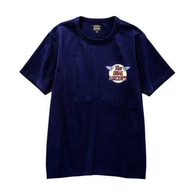 画像3: THE REAL McCOY'S LOGO TEE S/S