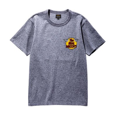 画像1: THE REAL McCOY'S LOGO TEE S/S