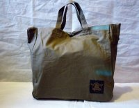 REAL MCCOY'S ECO SHOULDER BAG