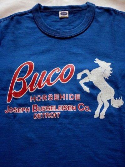 画像2: BUCO T-SHIRT / HORSEHIDE