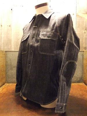 8HU ヘビーデューティーシャツ(MS15132)