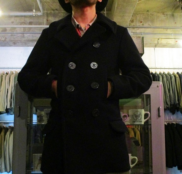 U.S.NAVY PEA COAT (1913)