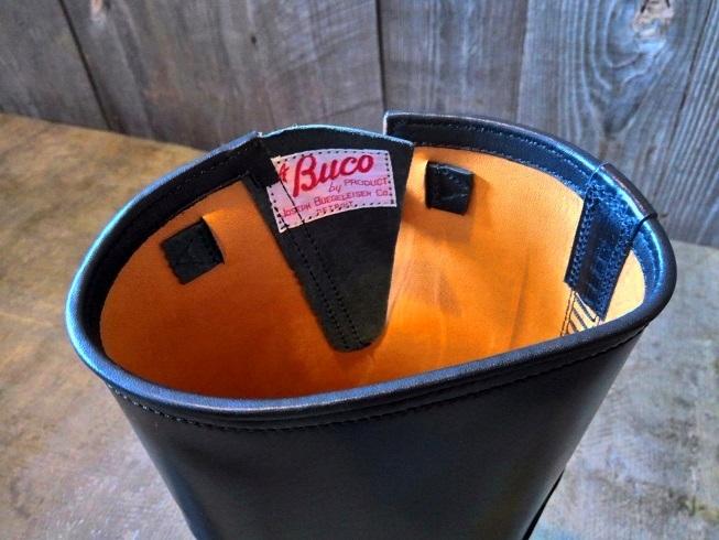 BUCO エンジニアブーツ コードバン