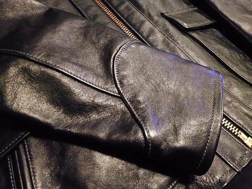 70S レザージャケット
