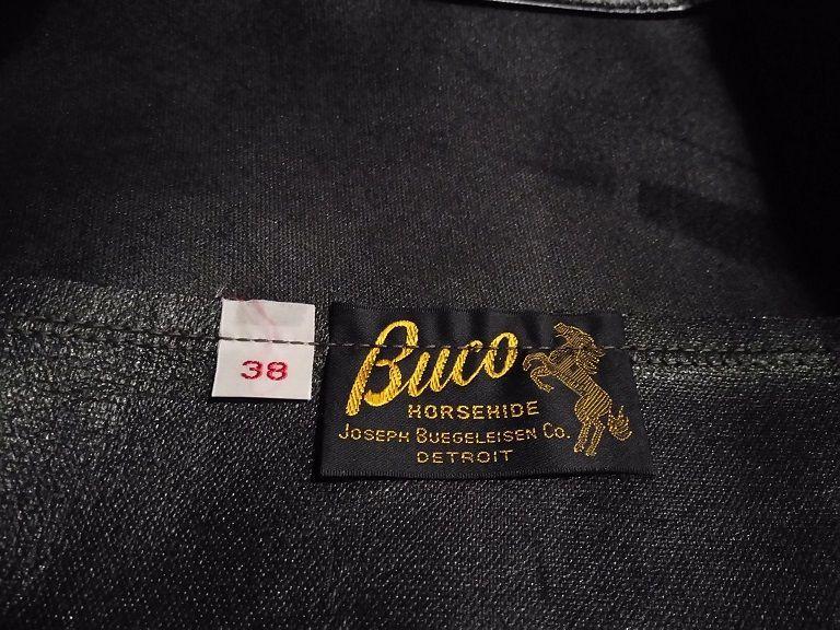BUCO レーサーシャツ