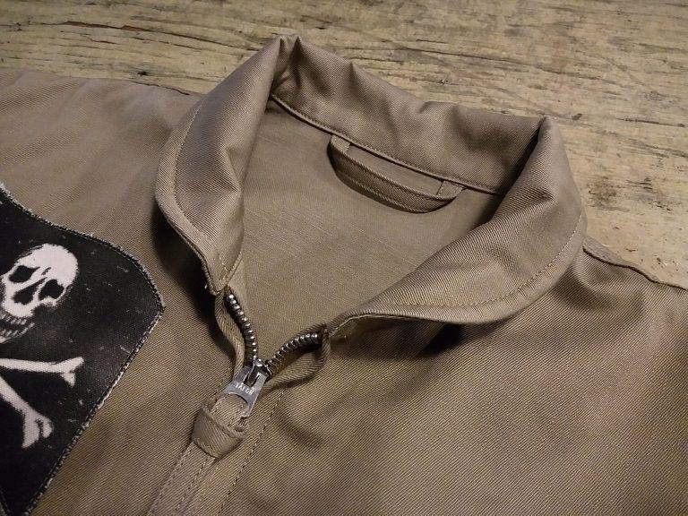 サマーフライトジャケット