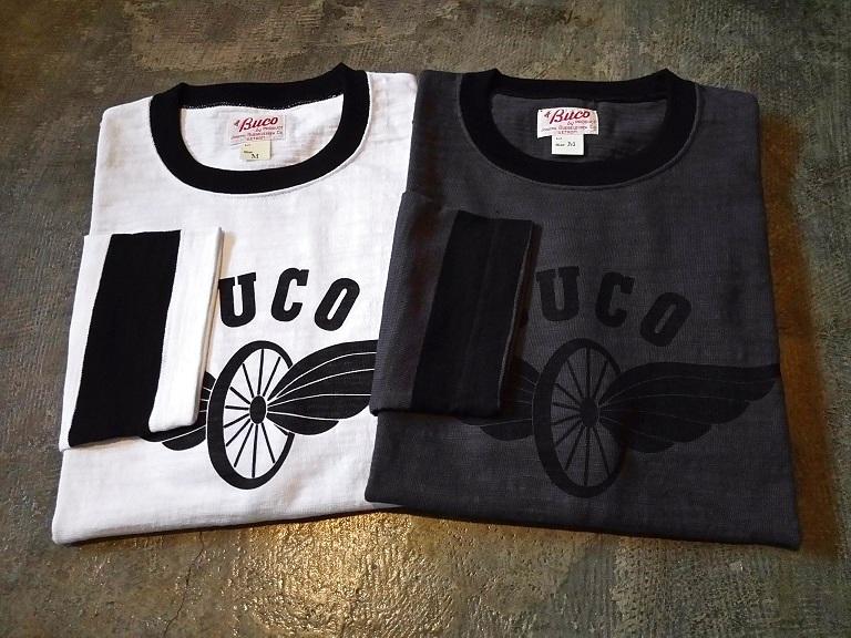 BUCO ベースボールシャツ