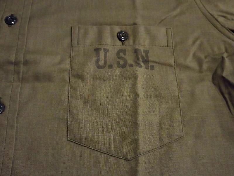 N-3ユーティリティシャツ