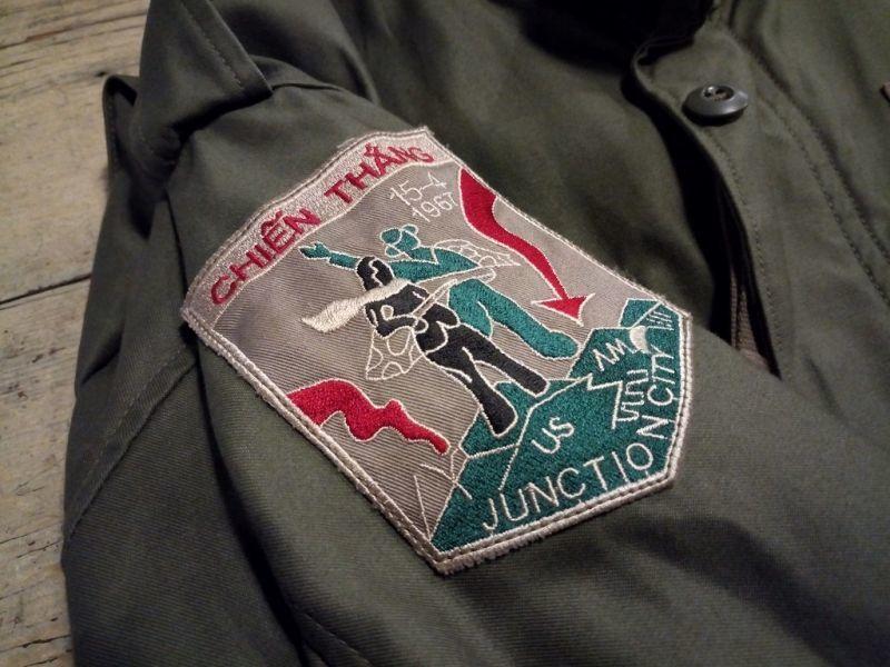 M-65 フィールドジャケット カスタムモデル