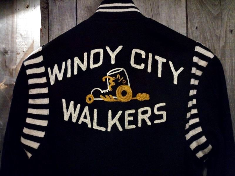 ウールクラブジャケット