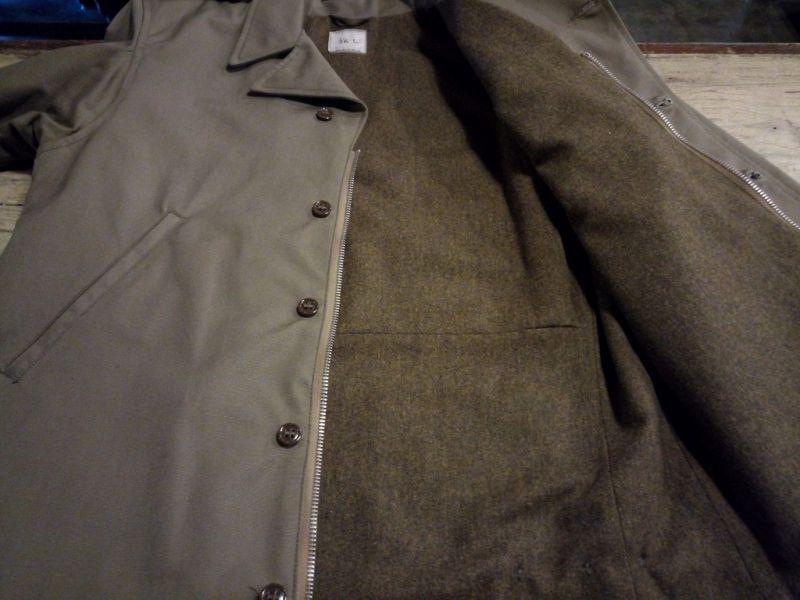 フィールドジャケット M-41