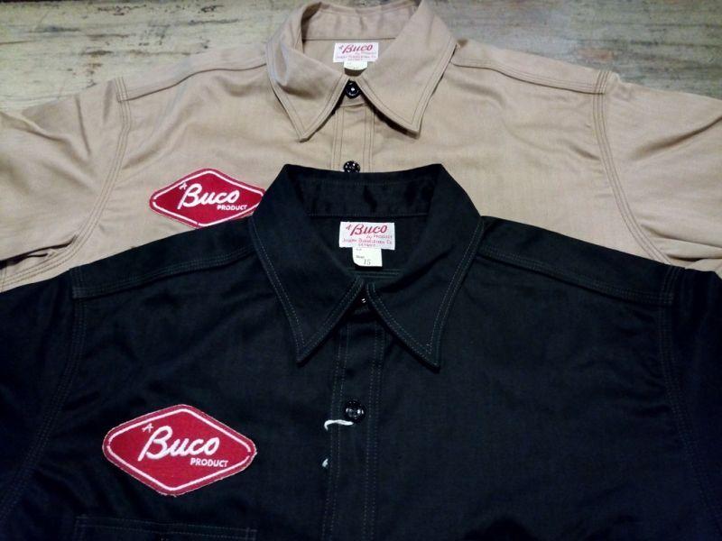 BUCO クラブシャツ